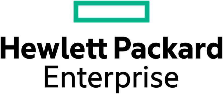 Logo of Hewlet Packard Enterprise