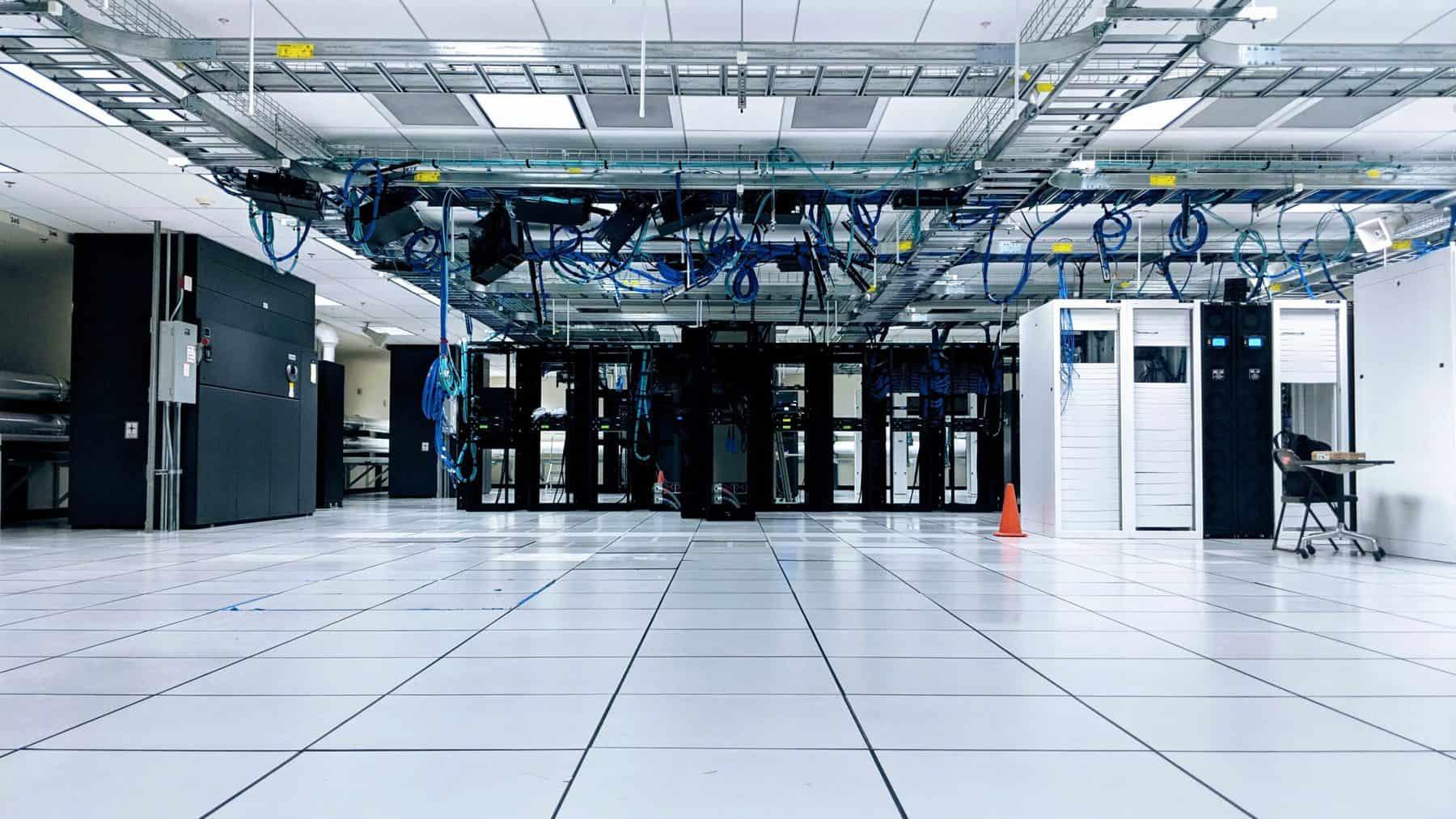 M&E services, Data centre white space services